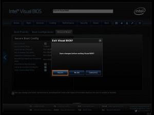 012.Exit Visual BIOS