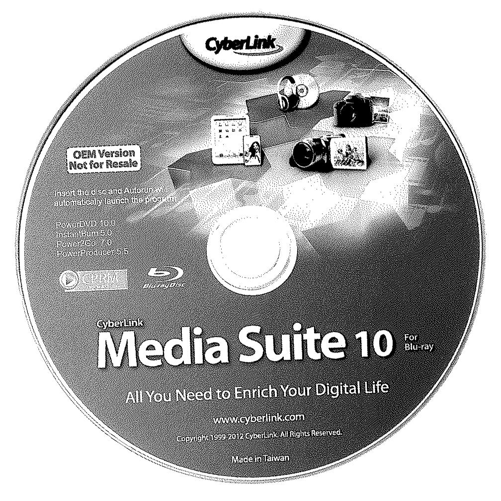 cyberlink media suite10